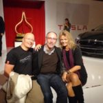 Happy customer, George and Martina