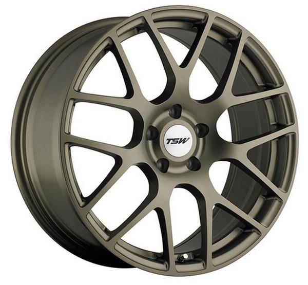 Nurburgring 18inch with 235/40ZR18XL 95Y Michelin Pilot Super Sport, Light Tesla Roaster Wheels Bronze