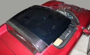 Roadster panoramic roof