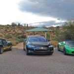 Tesla Road Trip Nov 2012